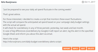 Budget pacing adwords | Blog